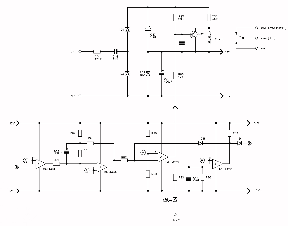 Baxi pcb repair relevant circuit diagram here cheapraybanclubmaster Gallery